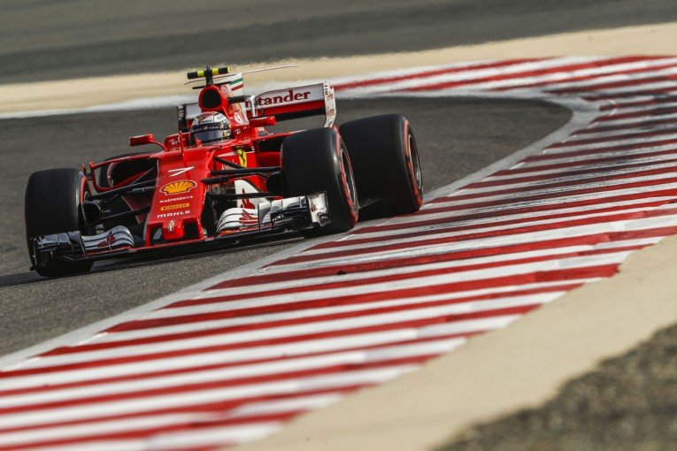 F1   ライコネン「もっと早く2017年型フェラーリを乗りこなせると思った」