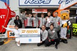 スーパーGT | 【動画】スーパーGT第1戦岡山のZF Award受賞チームはLEXUS TEAM au TOM'S
