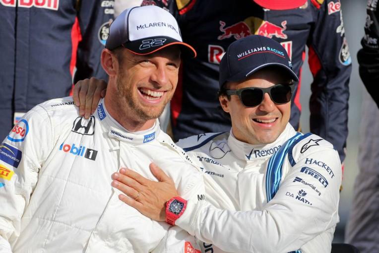 F1 | マッサ、F1バーレーンテスト不参加のバトンに「理解できない」と驚き