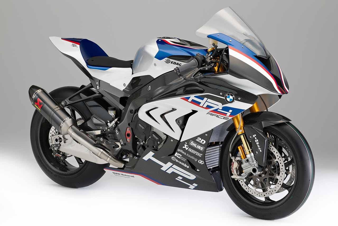 BMW、ロードレース専用車『HP4 RACE』のディテール公開。MotoGPに迫る軽量さ