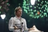 F1 | ロズベルグが初の3連勝で有終の美。ベッテル4位