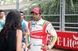マヒンドラ・レーシングから2014-15フォーミュラE選手権に参戦していたチャンドック