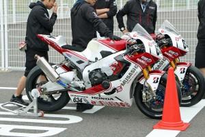 MotoGP | MuSASHi RT HARC-PRO. Hondaが使用するCBR1000RR SP2
