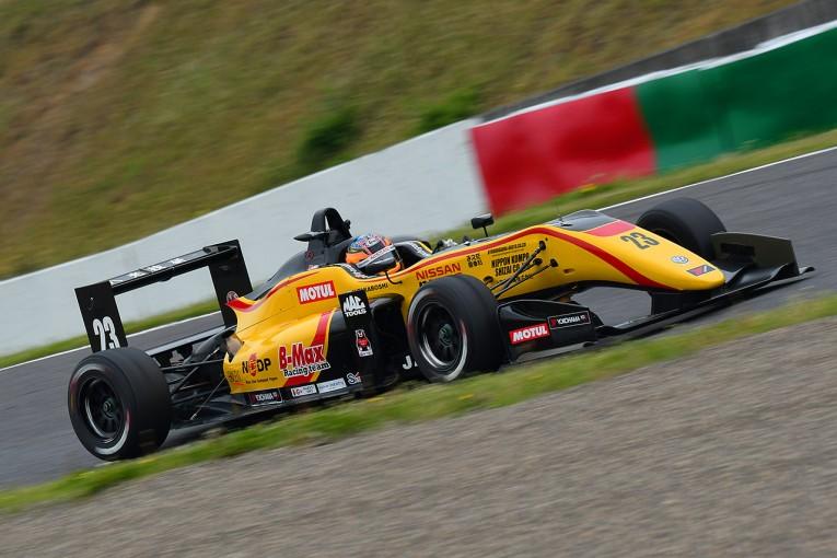 国内レース他 | 全日本F3:二度の赤旗が出る予選のなかで高星明誠がダブルポールを獲得