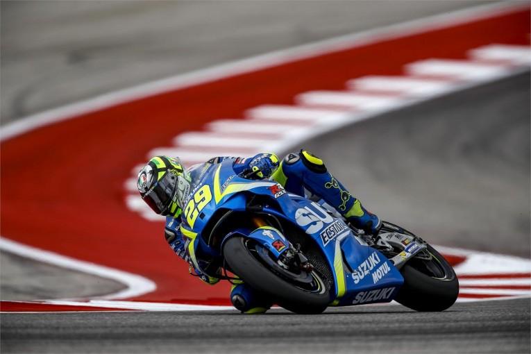 MotoGP | MotoGP:スズキのイアンノーネ、最高速度が出せないシーズンに諦めの境地か