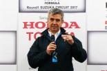 スーパーフォーミュラ | ダラーラ社CEO初来日。SF14開発、スーパーフォーミュラ次期型に言及