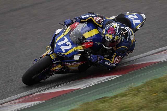 MotoGP | MORIWAKI MOTUL RACING 2017全日本ロード第2戦鈴鹿 予選レポート