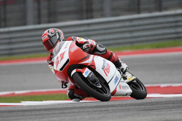 MotoGP | ホンダ・チーム・アジア 2017MotoGP第3戦アメリカGP予選レポート