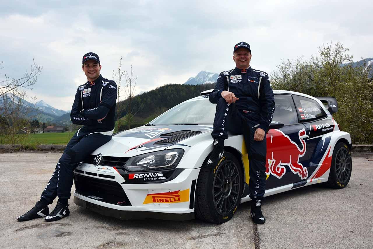 """フォルクスワーゲン・ポロR WRCがラリーに""""復帰""""。オーストリア国内戦に参戦へ"""