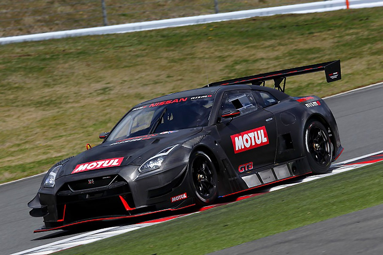 2018 Nissan Gt R Nismo Gt3 Unveiled Motorsports Gt R