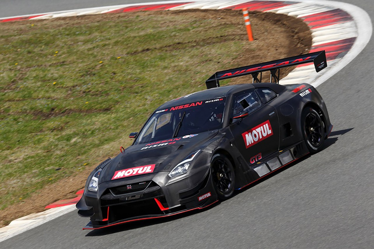 2018 NISSAN GT-R NISMO GT3 Unveiled - Motorsports - GT-R ...