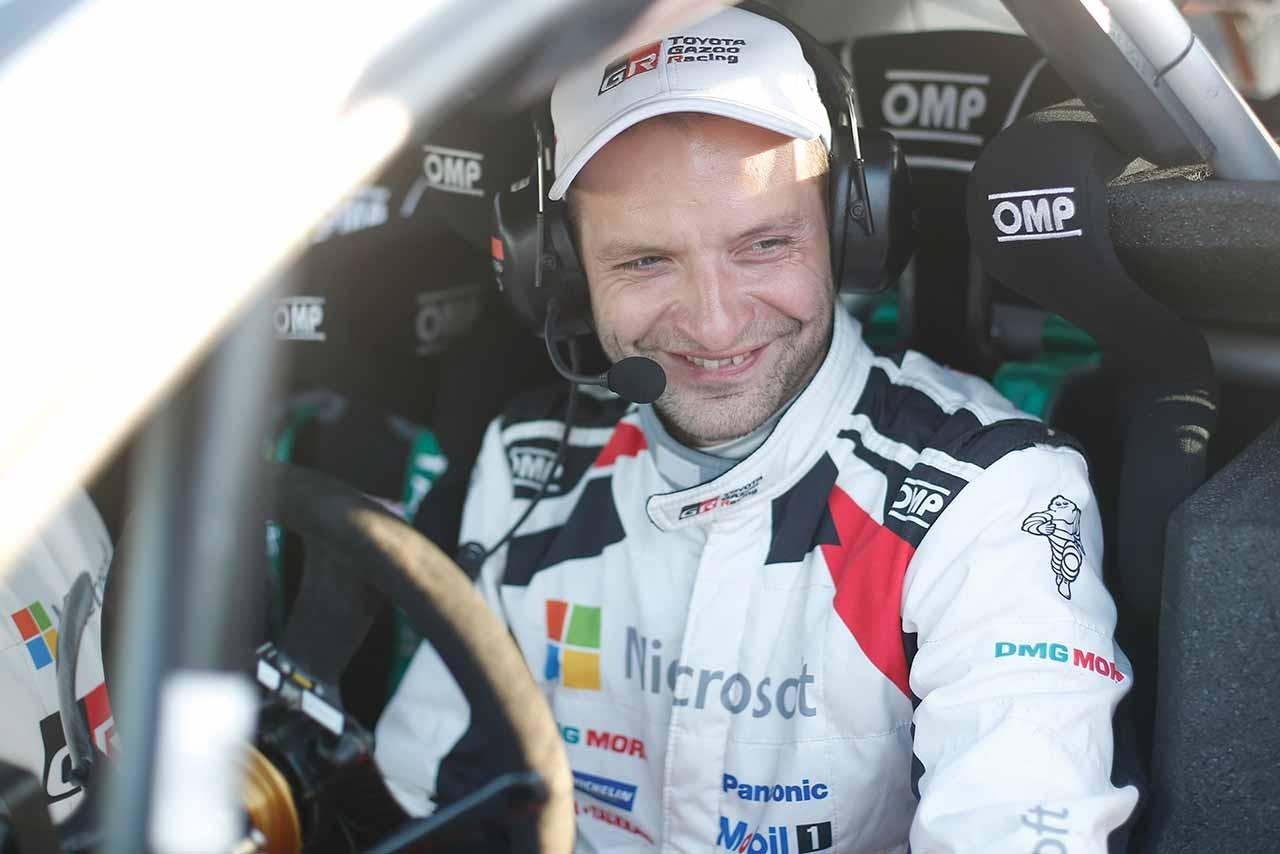 ラトバラ「事前テストでセットアップ改善に努めた」/WRC第5戦アルゼンティーナ事前コメント