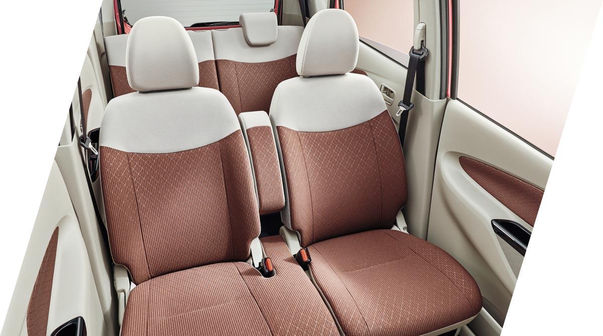 ニッサン、軽トールワゴン『デイズ』に2種類の特別仕様車追加。内外装に新色採用