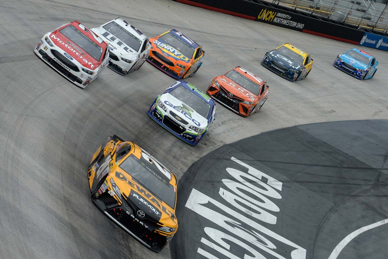 TOYOTA GAZOO Racing 2017年NASCAR第8戦ブリストル レースレポート