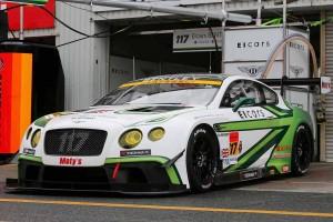 EIcars BENTLEY GT3