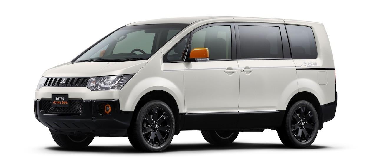 AC100Vを標準化。改良のミツビシ『デリカD:5』にアクティブな特別仕様車