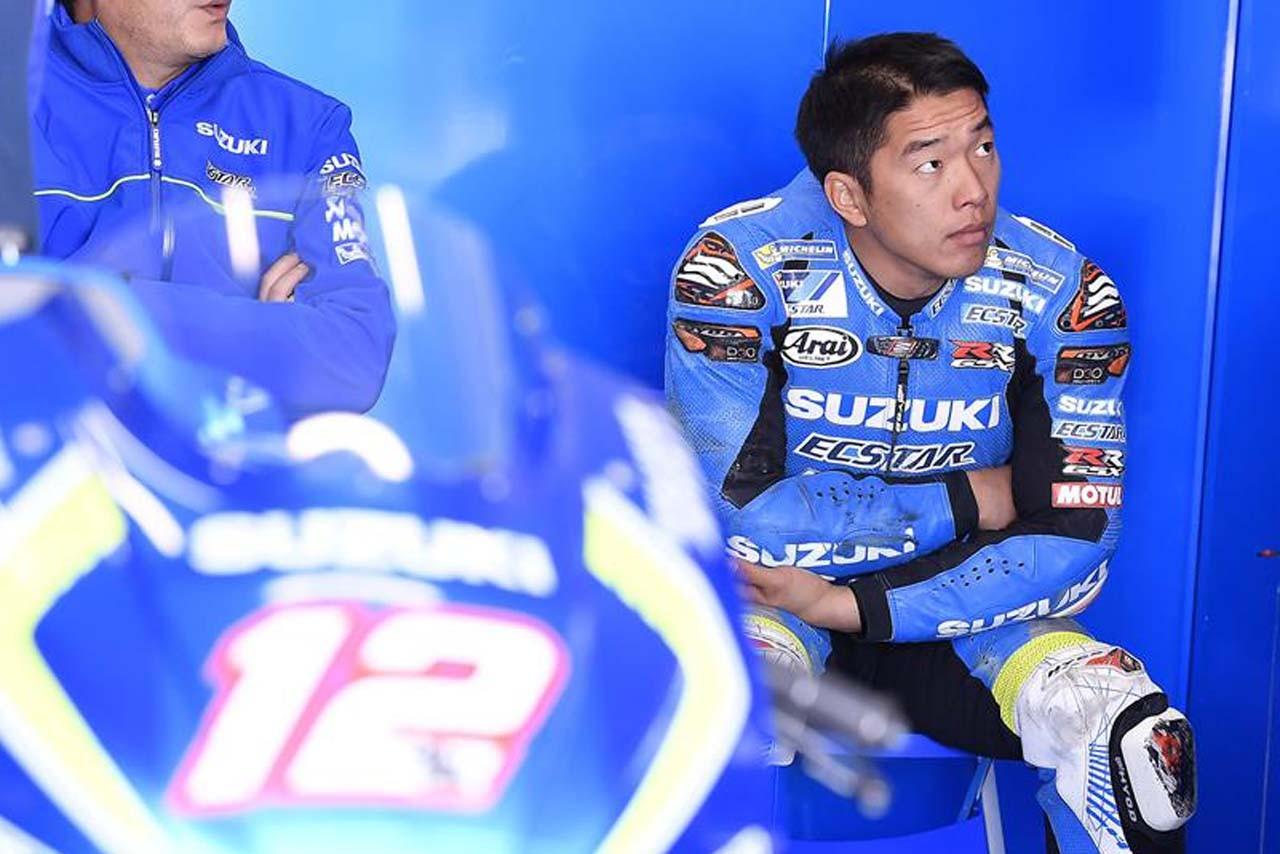 スズキのMotoGPテストライダーを務める津田拓也