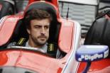 モナコGPを欠場しインディ500に挑戦するフェルナンド・アロンソ