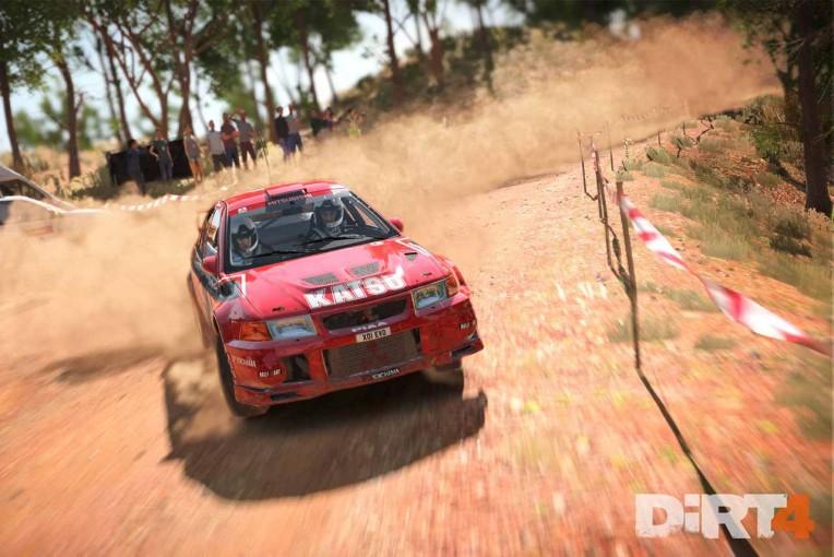 ラリー/WRC   7月27日発売のラリーゲーム最新作『DiRT4』のゲームプレイトレーラー公開