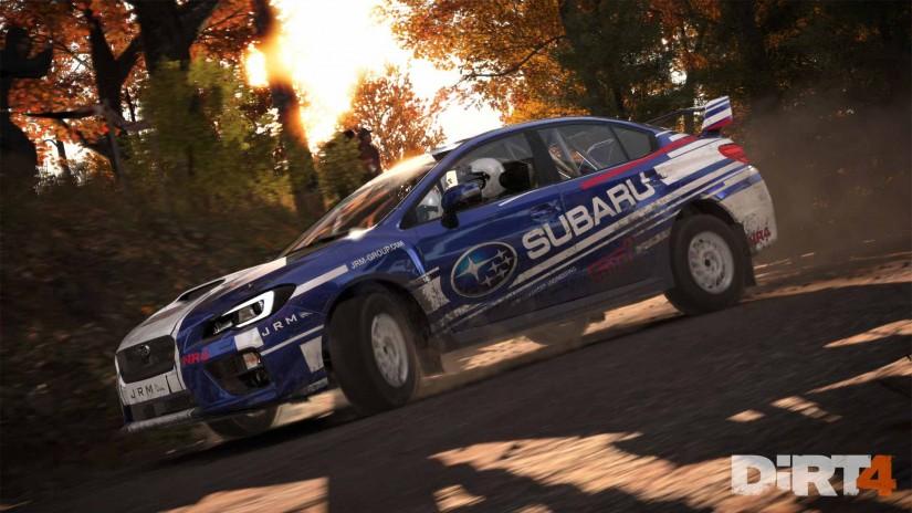 ラリー/WRC | ファン待望のラリーゲーム最新作『DiRT4』、7月27日に国内発売決定
