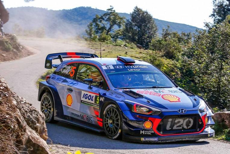 ラリー/WRC   ミケルセン加入でヒュンダイ一強時代到来? WRC関係者「シトロエンかトヨタへ加入を」