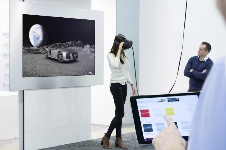 インフォメーション | アウディ、モーターファンフェスタにてVRテクノロジー体験イベントを実施