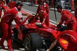 F1 | F1ロシアGP フリー走行1:トップタイムはキミ。終盤のバンドーンにトラブル発生