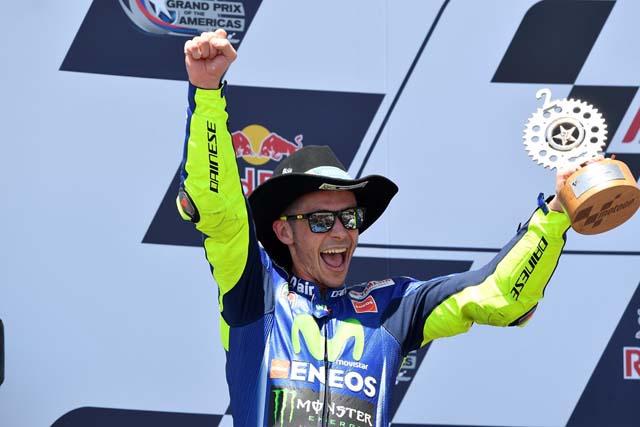 MotoGP | 現役最年長ロッシの活躍は電子制御のおかげ?/ノブ青木の知って得するMotoGP