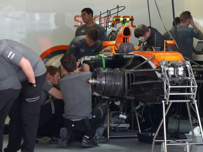 F1 | F1 Topic:ホンダに再びトラブル。バンドーンがMGU-Kのトラブルで15番手降格