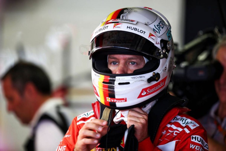 F1   F1ロシアGP フリー走行2:好調フェラーリがワン・ツー。マクラーレンはノートラブル