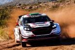 ラリー/WRC | エルフィン・エバンスが大量リードで首位。トヨタ6番手/【順位結果】世界ラリー選手権第5戦アルゼンティーナ SS9後