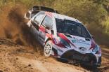 ラリー/WRC | WRC:トヨタ、荒れた路面に苦しむも2台で完走。マキネン「ダカールに近いコンディション」