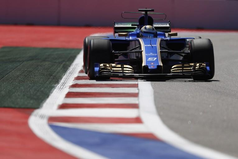 F1   エリクソン「テストで改善したのに、それを生かせずにいる」:ザウバー F1ロシアGP金曜