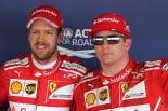 フェラーリがF1ロシアGPでフロントロウ独占