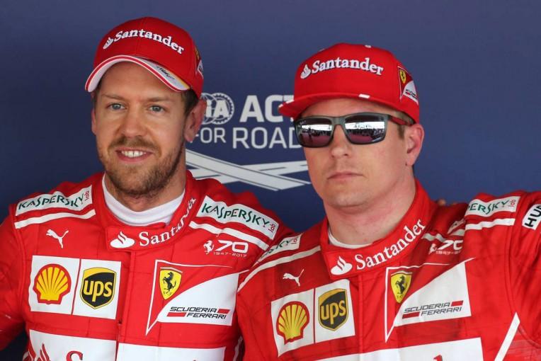 F1 | F1ロシアGP予選:フェラーリがフロントロウ独占!ベッテルは2015年シンガポール以来のPP獲得