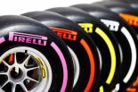 ピレリ製F1タイヤ