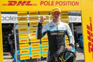 WTCCモンツァのポールポジションを獲得したボルボのテッド・ビョーク