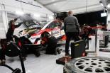 ラリー/WRC | WRCアルゼンチン:トヨタ、2台揃って順位上げる。エンジントラブルの原因特定済み