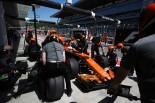 F1 | マクラーレン「アロンソの才能にふさわしいパッケージを早く用意したい」/F1ロシアGP土曜