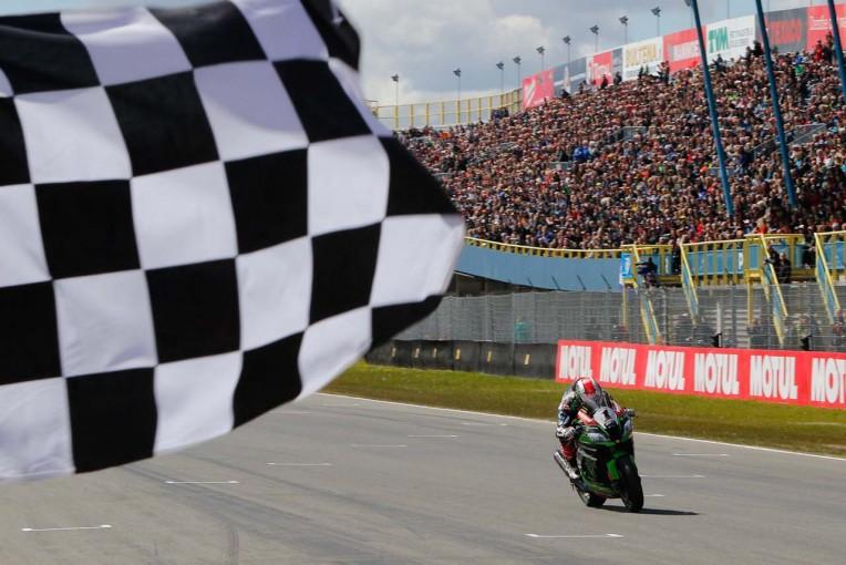 MotoGP | SBK第4戦オランダレース1/レイvsデイビスまたも波乱が。レースはカワサキワン・ツー