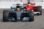 F1 | ハミルトン「速さがなく、4位が精いっぱい。レースペースもよくない」:メルセデス F1ロシアGP土曜