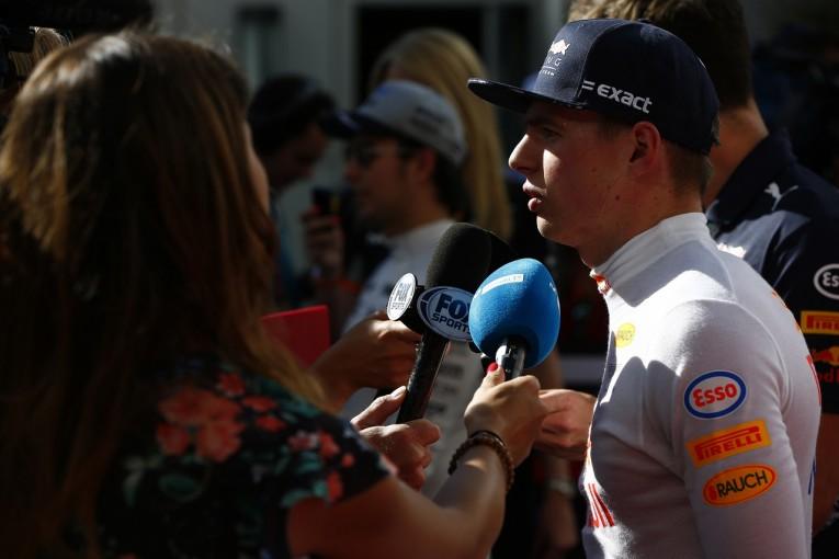 F1 | フェルスタッペン「悔しい。どうしてもタイヤをうまく使えずトップ5入りを逃した」レッドブル F1土曜