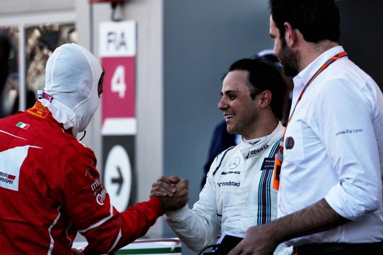 F1 | マッサ「レッドブルの1台に勝ててうれしい。ここでは彼らと戦える」:ウイリアムズ F1ロシアGP土曜