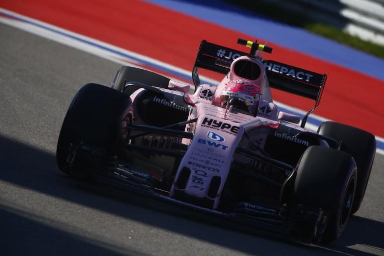 F1 | フォース・インディアF1、ペース不足にかかわらず健闘の4位「アップデートでレッドブルを追い上げる」