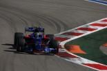 F1 | サインツ「ペースが向上して11位。降格ペナルティが残念」:トロロッソ F1ロシアGP土曜