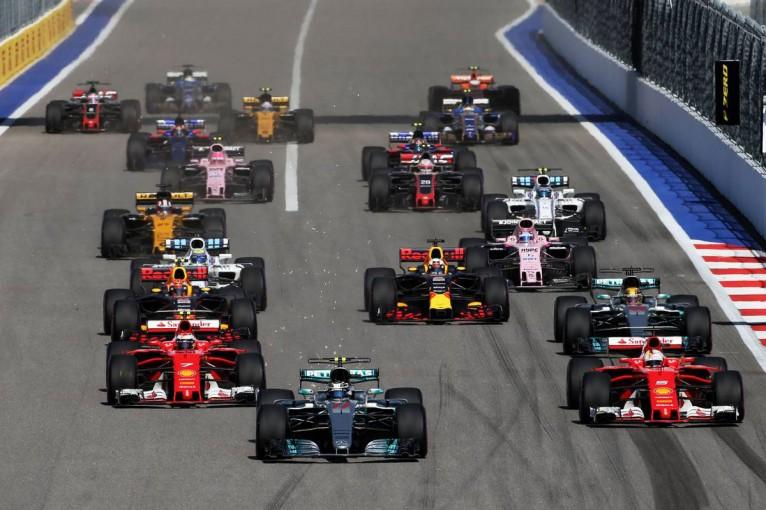 F1   【順位結果】F1第4戦ロシアGP決勝