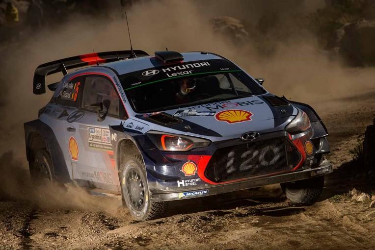 ラリー/WRC | ヌービルが逆転成功。ヒュンダイが2連勝飾る/【順位結果】世界ラリー選手権第5戦アルゼンティーナ 総合結果