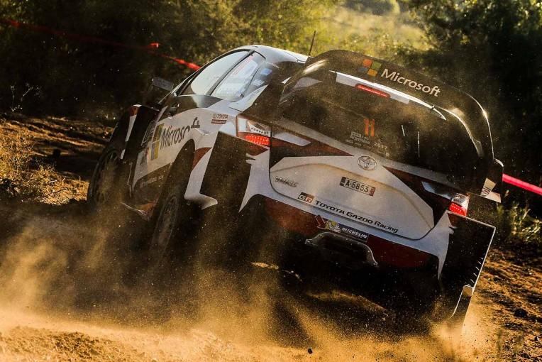 ラリー/WRC | WRC:トヨタ、酷烈なアルゼンチン戦で2台とも入賞。「ヤリスWRCが強いクルマと再認識」