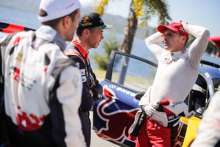 ラリー/WRC | ラトバラ「スーパーヒーローになろうと思わず完走を優先」/WRC第5戦アルゼンティーナ デイ4コメント