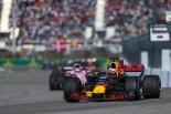 2017年F1第4戦ロシアGP ダニエル・リカルド(レッドブル)